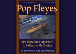 Pop Fleyes - Approach to Saltwater Fly Design