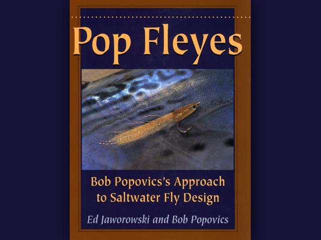 Pop Fleyes - Approach to Saltwater Fly Design