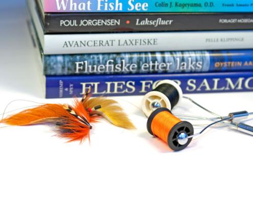 Laksefluer - All season - Laksefluefiskeri