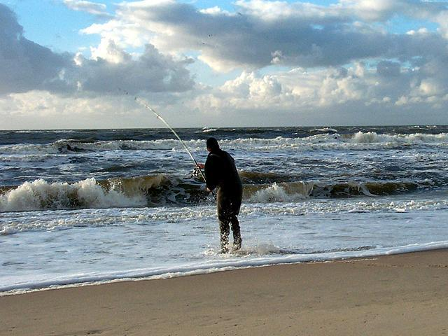 USA's fiskerige østkyst