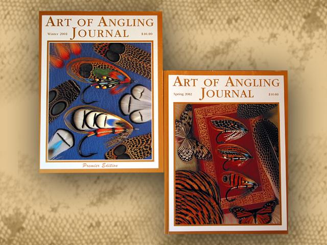 Art of Angling Journal