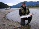 laksefiskeri i Canada