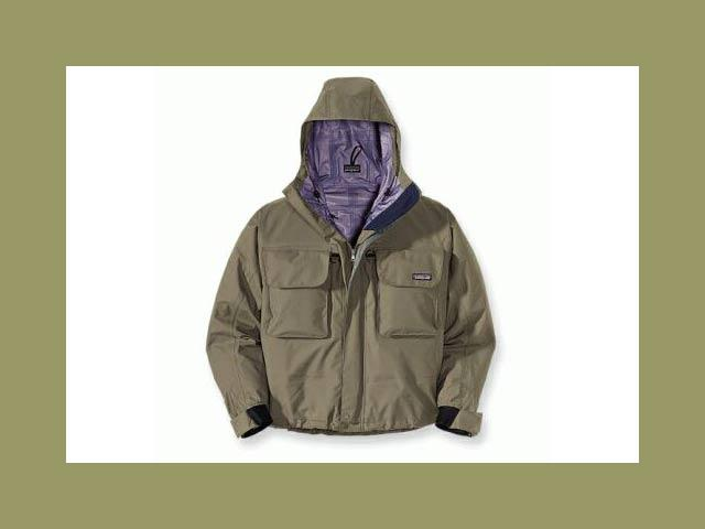 Patagonia SST Fishing Jacket