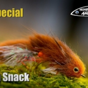 Bacon-Snack-articulated-fly-swimming-under-water
