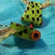 Bass-fly-tying-Simple-Foam-Frog
