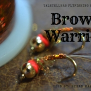 Brown-Warrior-Fly-Tying-Tutorial