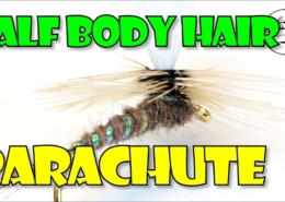 Calf-Body-Hair-Parachute