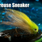 Chartreuse-Sneaker-Pike-fly-tying