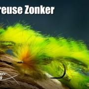 Chartreuse-Zonker-streamer-fly-tying