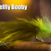 Damselfly-Booby-fly-tying