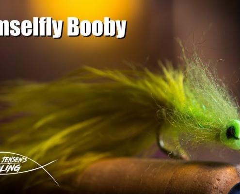 Damselfly-Booby-fly-tying