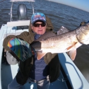 Fly-Fishing-Redfish-in-South-Louisiana-Marshes