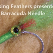 Fly-Tying-Barracuda-Needle-Baitfish-Fly