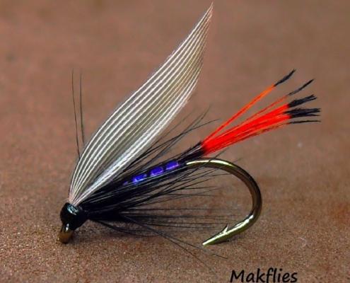 Fly-Tying-Blae-Black-Variant-by-Mak