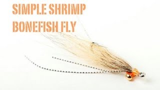 Fly-Tying-The-Simple-Shrimp-Bonefish-Fly