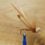Fly-Tying-with-Ryan-Camel-Light-Cranefly