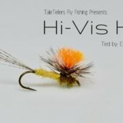 Hi-Vis-Hex-Fly-Tying-Tutorial