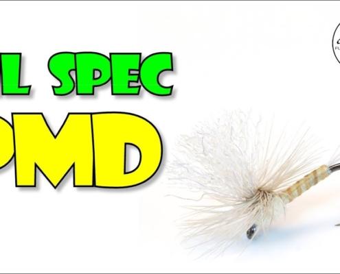 Mil-Spec-PARACHUTE-PMD-Mayfly-DRY-FLY