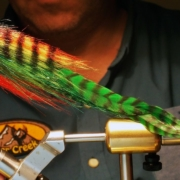 Pike-Fluorescent-streamer-fly-tying-instructions-by-Ruben-Martin