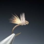 Tying-a-Deer-hair-hatching-midge-with-Barry-Ord-Clarke