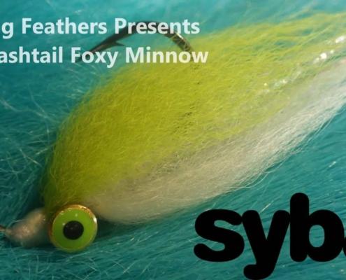 Tying-a-Flashtail-Foxy-Minnow