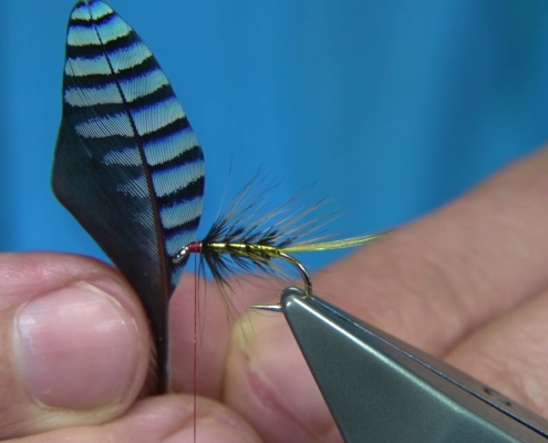Tying-a-Gold-Invicta-Wet-Fly-with-Davie-McPhail