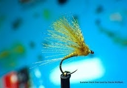 Tying-a-Summer-Duck-Olive-Dun-Dry-Fly-with-Davie-McPhail