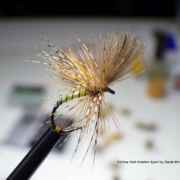 Tying-a-Yellow-Owl-Grunter-Dry-Fly-with-Davie-McPhail