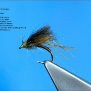 Tying-an-Olive-All-Rounder-Emerger-Dry-Fly-by-Davie-McPhail