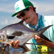 2-Permit-in-15-Minutes-Fly-Fishing-Nation-Hosted-Trip-2014