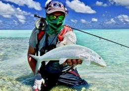 ANGELN-auf-nem-ATOLL-Fliegenfischen-auf-Alphonse-Seychellen