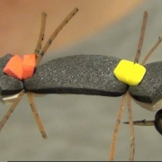 Chernobyl-Foam-Ant-Fly-Tying-Instructions-and-Tutorial
