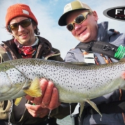 FLY-TV-Springtime-Silver-Sea-Trout-Fly-Fishing-in-Denmark