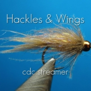 Fly-Tying-CdC-Streamer-Hackles-Wings