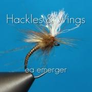 Fly-Tying-EA-Emerger-Hackles-Wings