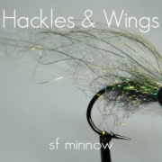 Fly-Tying-SF-Minnow-Hackles-Wings