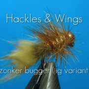 Fly-Tying-Zonker-Bugger-jig-variant-Hackles-Wings