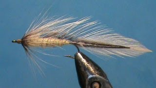 Fly-Tying-a-Badger-Matuka-with-Jim-Misiura