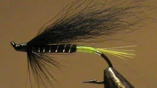 Fly-Tying-a-Black-Bear-Green-Butt-with-Jim-Misiura