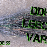 Fly-Tying-a-DDH-Leech-Var.-Fly-for-trout-pike-bass-carp-walleye-and-more