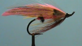 Fly-Tying-a-Pink-Lady-Salmon-Fly-with-Jim-Misiura