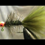 Fly-Tying-an-Olive-Jighead-Woolybugger-with-Jim-Misiura