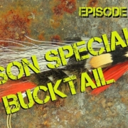 Fly-Tying-the-Anson-Special-Bucktail-Fly-Pattern-for-Trout