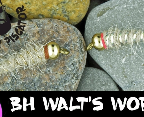 Fly-Tying-the-BH-Walts-Worm-Sexy-Walt-with-Mike-Darren-Ep-5-Wooly-Piscator