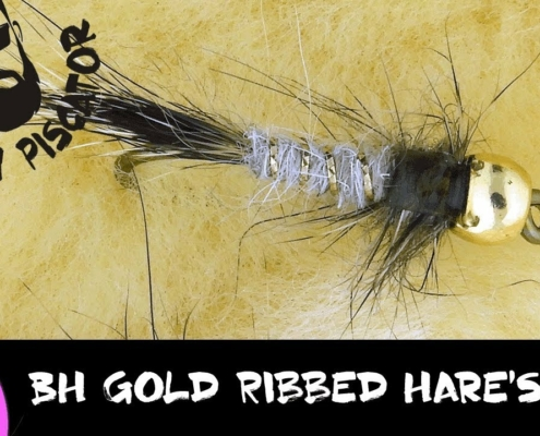 Fly-Tying-the-Bead-Head-Gold-Ribbed-Hares-Ear-Nymph-with-Mike-Darren-Ep-3-Wooly-Piscator