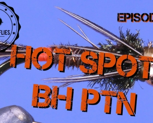 Fly-Tying-the-Bead-Head-Hot-Spot-Pheasant-Tail-Nymph-Fly-Pattern-BH-HS-PTN-Ep-89-PF