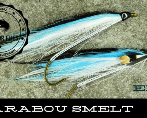 Fly-Tying-the-Marabou-Smelt-Dick-Stewart-Baitfish-Fly-Pattern-Ep-97-PF