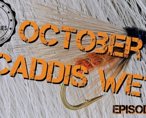 Fly-Tying-the-October-Caddis-Wet-Fly-Pattern-Episode-81