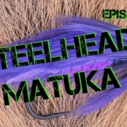 Fly-Tying-the-Purple-Steelhead-Matuka-Fly-Pattern