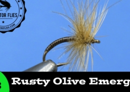 Fly-Tying-the-Rusty-Oliver-Emerger-Fly-Fishing-Pattern-for-Trout-Ep-108-PF